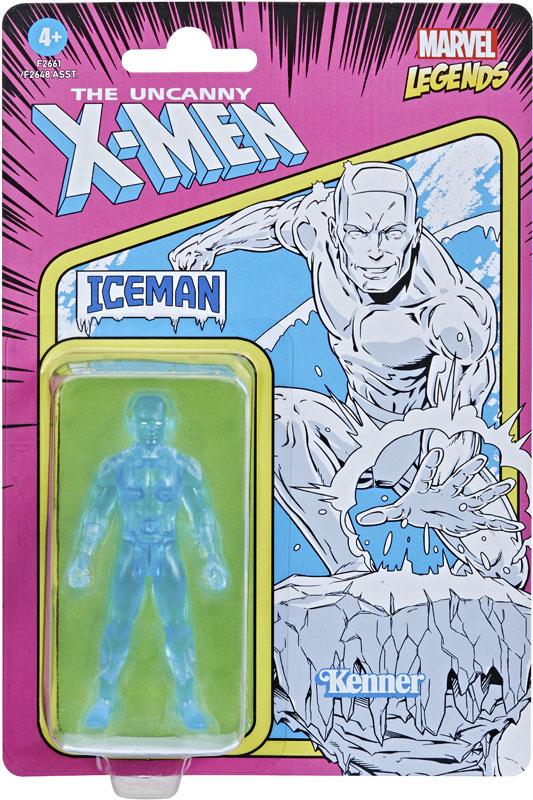 Wholesalers of Marvel Legends Iceman toys