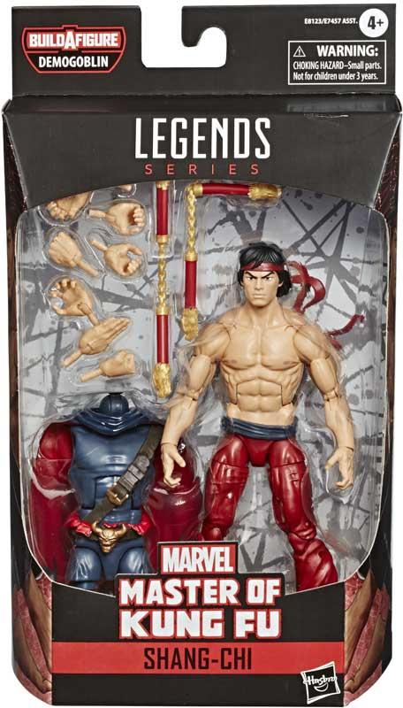 Wholesalers of Marvel Legends Master Of Kung Fu toys