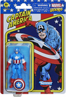 Wholesalers of Marvel Legends Recollect Retro 3 toys image