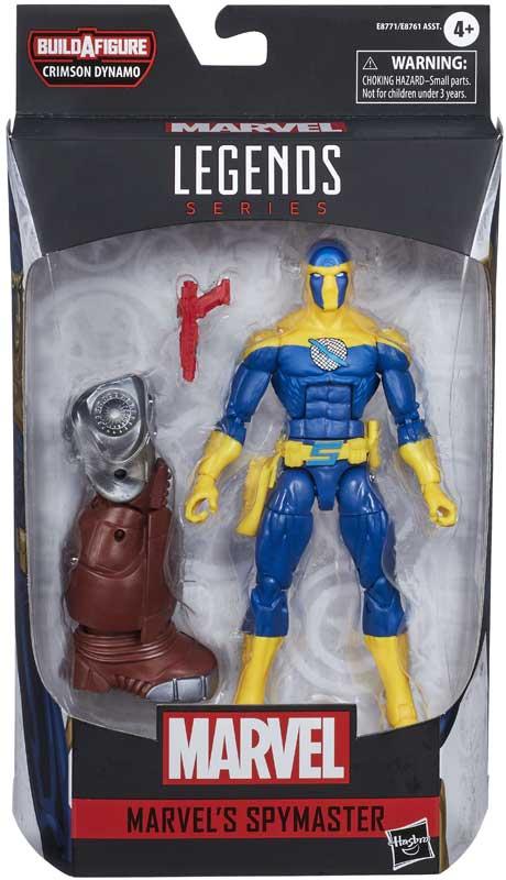 Wholesalers of Marvel Legends Spymaster toys