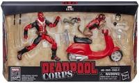 Wholesalers of Marvel Legends Vehicles Deadpool toys image
