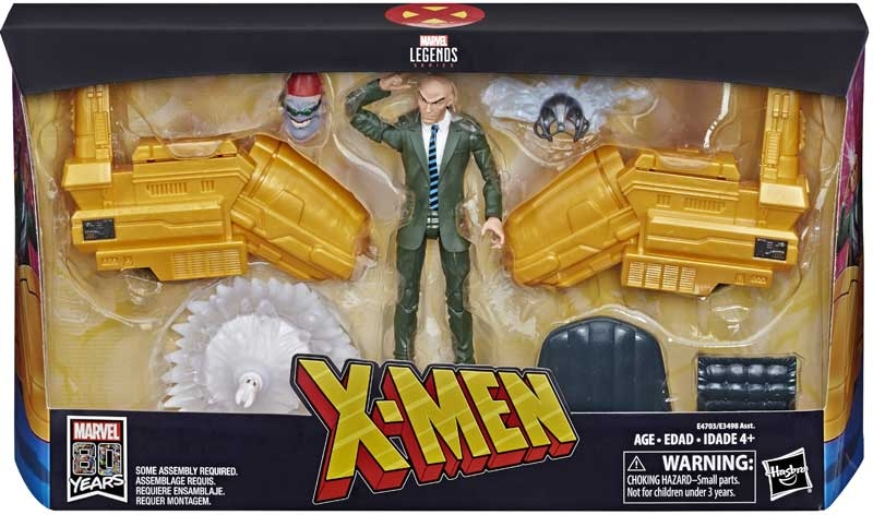 Wholesalers of Marvel Legends Vehicles Professor X toys