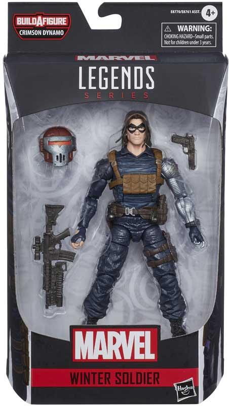 Wholesalers of Marvel Legends Winter Soldier toys