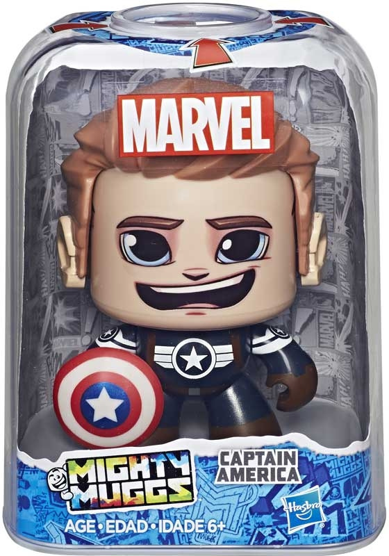 Wholesalers of Marvel Mighty Mugs Captain America toys