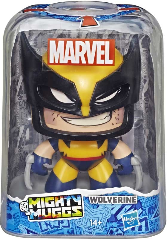 Wholesalers of Marvel Mighty Mugs Wolverine toys