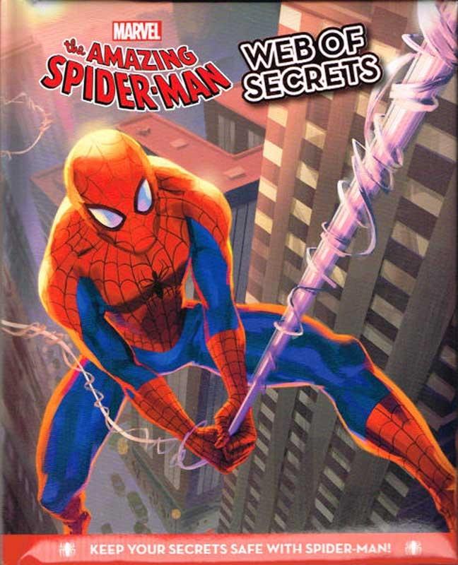 Wholesalers of Marvel Spider-man Book Of Secrets toys