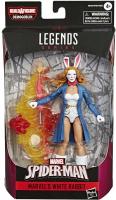 Wholesalers of Marvel Spiderman Legends Marvels White Rabbit toys image