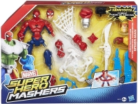 Wholesalers of Marvel Super Hero Mashers Feature Action Figure Asst toys image