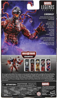 Wholesalers of Marvel Venom Legends Carnage toys image 3