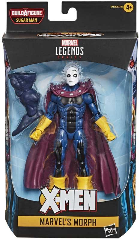 Wholesalers of Marvel Xmen Legends Marvels Morph toys
