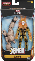 Wholesalers of Marvel Xmen Legends Sunfire toys image