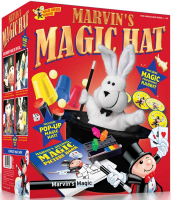 Wholesalers of Marvins Magic Rabbit And Hat toys image