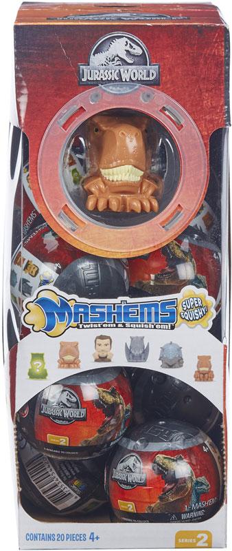 Wholesalers of Mashems Jurassic World toys