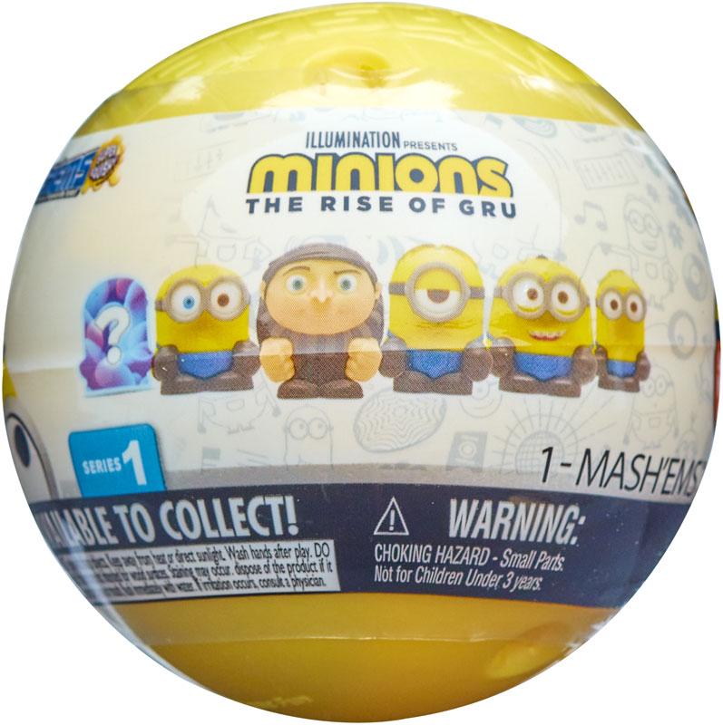 Wholesalers of Mashems Minions toys