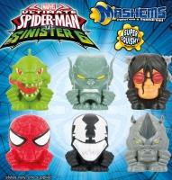 Wholesalers of Mashems Spiderman Sinister 6 S2 toys image 3