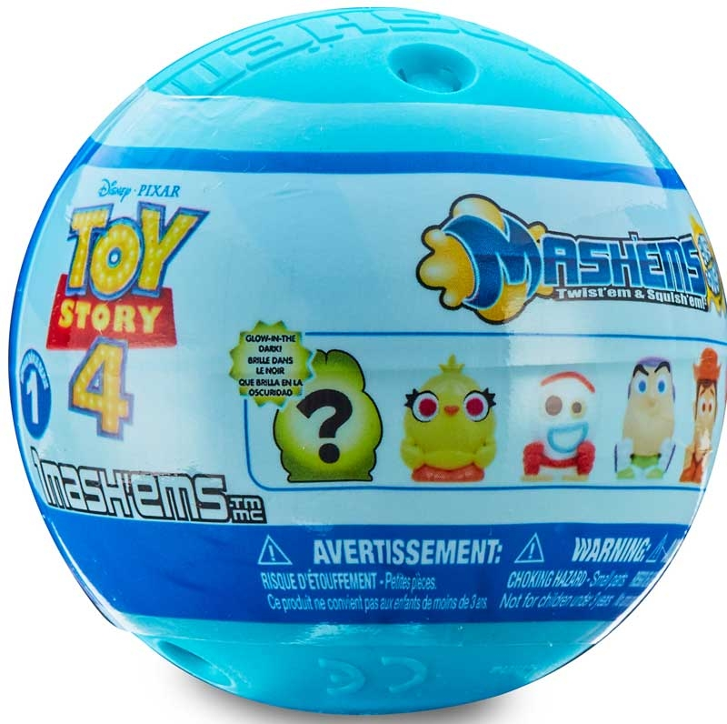 Wholesalers of Mashems Toy Story 4 - Sphere Capsule toys