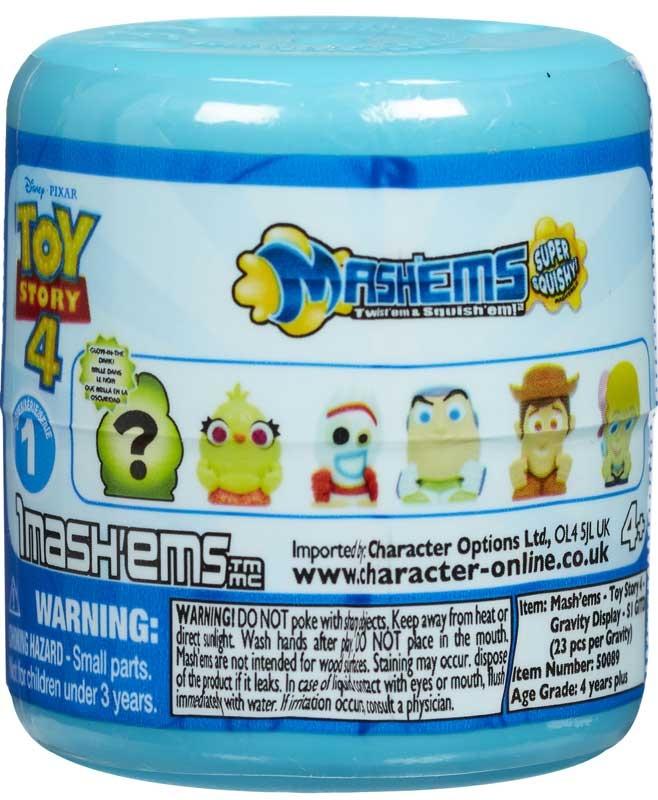 Wholesalers of Mashems Toy Story 4 S1 toys