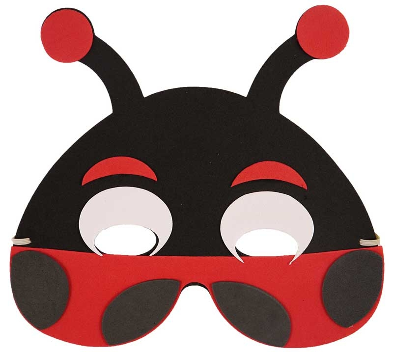 Wholesalers of Mask Eva Insect 3 Asst toys