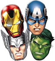 Wholesalers of Mask Face Avengers toys image
