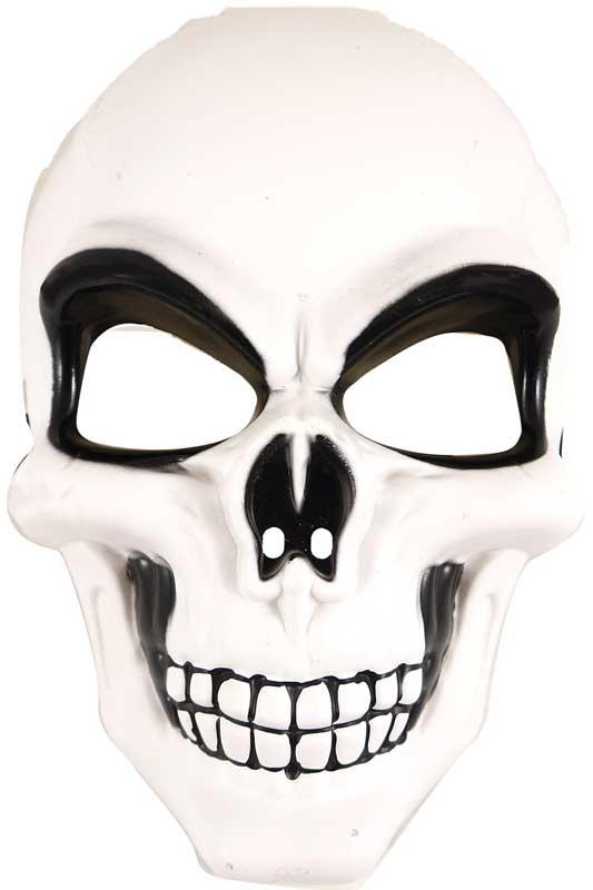 Wholesalers of Mask Skeleton White Adult toys