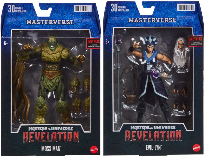 Wholesalers of Masters Of The Universe Masterverse Revelation Figure Assort toys