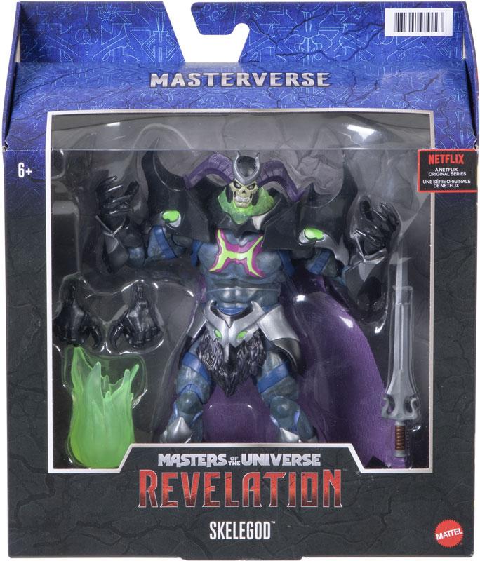 Wholesalers of Masters Of The Universe Masterverse Revelation Skelegod toys