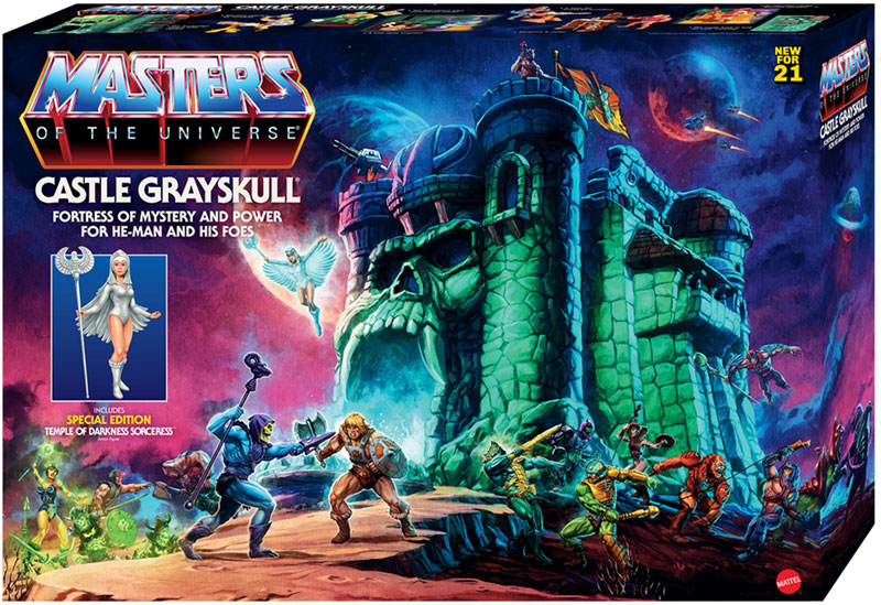 Wholesalers of Masters Of The Universe Origins Grayskull Playset toys