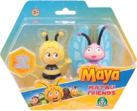 Wholesalers of Maya The Bee Mini Figures Twin Pack Asst toys image