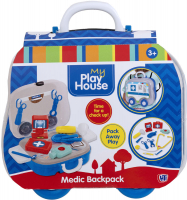 Wholesalers of Medic Backpack toys image