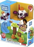 Wholesalers of Mega Bloks  Peek A Block Launch & Roll Playset toys image 2