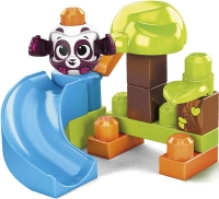 Wholesalers of Mega Bloks  Peek A Block Launch & Roll Playset toys image 3
