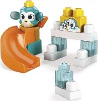 Wholesalers of Mega Bloks  Peek A Block Launch & Roll Playset toys image 4