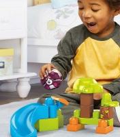 Wholesalers of Mega Bloks  Peek A Block Launch & Roll Playset toys image 5