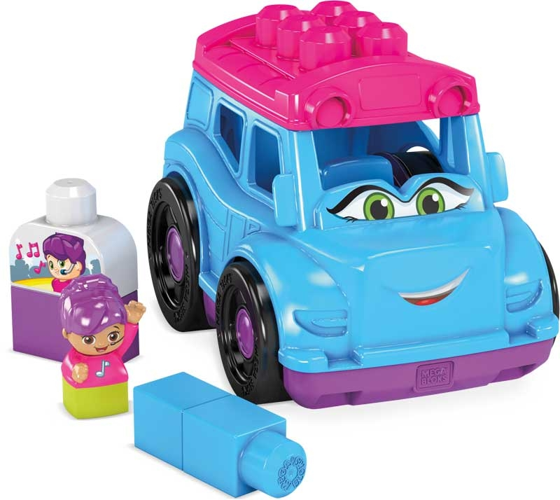 Wholesalers of Mega Bloks  Tour Bus toys