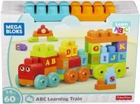 Wholesalers of Mega Bloks Abc Learning Train toys Tmb