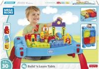 Wholesalers of Mega Bloks Build N Learn Table toys Tmb