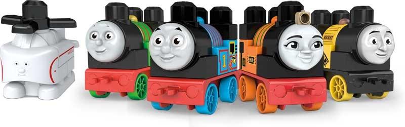 Wholesalers of Mega Bloks Buildable Engine Asst toys