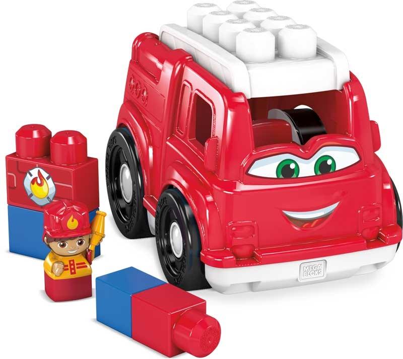 Wholesalers of Mega Bloks Fire Truck toys