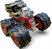 Wholesalers of Mega Bloks Hw Construx Bone Shaker toys image 2