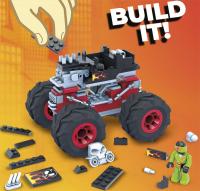 Wholesalers of Mega Bloks Hw Construx Bone Shaker toys image 3