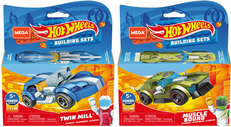 Wholesalers of Mega Bloks Hw Construx Rockin Racers Astd toys