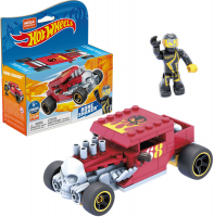 Wholesalers of Mega Bloks Hw Construx Rockin Racers Astd toys image 2