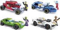 Wholesalers of Mega Bloks Hw Construx Rockin Racers Astd toys image 3