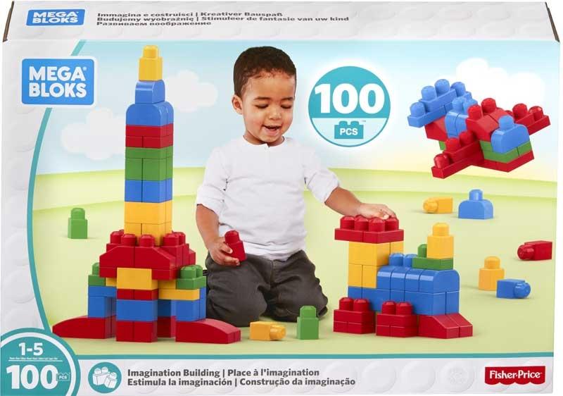 Wholesalers of Mega Bloks Imagination Building Box toys