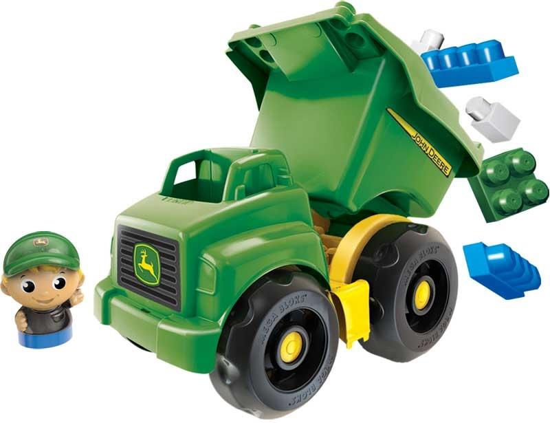Wholesalers of Mega Bloks John Deere Large Dump Truck toys