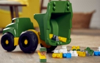 Wholesalers of Mega Bloks John Deere Large Dump Truck toys image 2