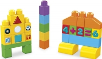 Wholesalers of Mega Bloks Lets Get Learning Bag 150pcs toys image 3