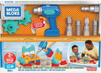 Wholesalers of Mega Bloks Lil Building Drill Set toys image