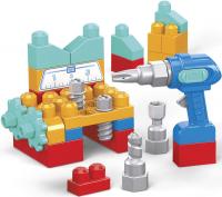 Wholesalers of Mega Bloks Lil Building Drill Set toys image 2