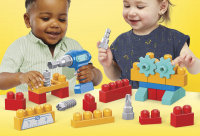 Wholesalers of Mega Bloks Lil Building Drill Set toys image 3